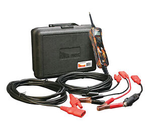 Power Probe 3 Iii Pp319fire Flame Powerprobe Kit W voltmeter And Accessories New