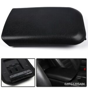 2005 2009 For Ford Mustang Black Center Console Armrest Lid Cover 5r3z6306024aac