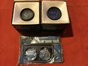 Vintage Stewart Warner Gauges