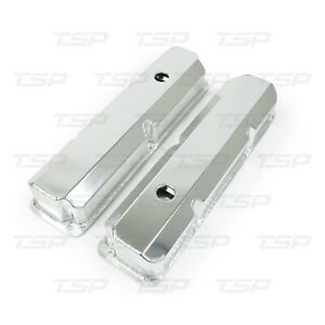 Tsp Fabricated Tall Aluminum Valve Covers Ford Fe 360 390 427 428