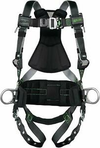 Miller By Honeywell Rdt tb dp ubk Revolution Harness With Tongue Buckle Legs