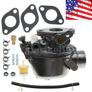 New Carburetor For Massey Ferguson Mf Tractor Te20 To20 To30 Carb 181644m91