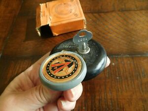 Victory Gas Tank Lock Model T Ford Dodge Chevrolet Ford