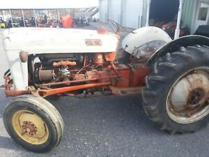 1953 Ford Jubilee Tractor Gas Tractor Antique Vintage Used