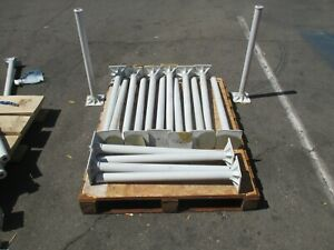 40 Clean Room Floor Stands 2 5 Tall Afs 3000lb sf Tiles Class 1 To 100 000