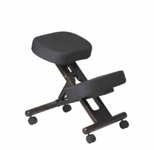 Office Star Ergonomically Designed Knee Chair With Casters Memory Foam And Espr