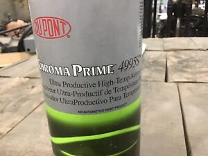Dupont Chroma Prime 4995s High Temp Activator