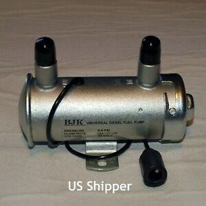 Diesel Fuel Pump Replacement For Mep 002a And Mep 003a Military Generator
