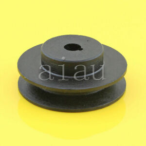 A Type Pulley V Groove Bore 10 32mm Od 130mm For A Belt Motor