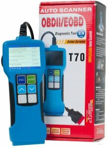 Quicklynks T70 For Peugeot Professional Obd2 Diagnostic Code Fault Scanner