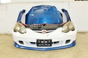 02 04 Jdm Honda Acura Integra Rsx Dc5 Type R Oem Front End Conversion Nose Clip