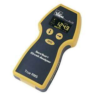 Ideal Circuit Analyzer Test Meter Digital Led Line Voltage Frequency Polarity
