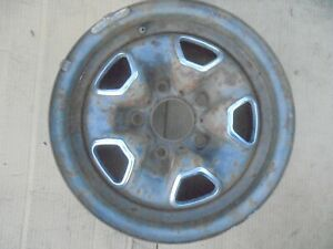 1970s Olds Cutlass 14 X 6 Rally Wheel Oldsmobile 68 69 70 71 72 73 74 75 76 77