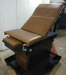 Midmark Medical Exam Table Brown Manual