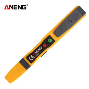 Non contact Ac Electric Power Voltage Tester Volt Pen Detector Flashlight Sensor