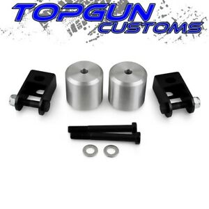 3 Front Leveling Lift Kit Shock Extenders For Ford F250 F350 Super Duty 4wd