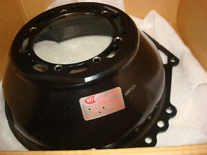 Quick Time Steel Bell Housing Scatter Shield To Use Ford C4 302 351 Lh Starter