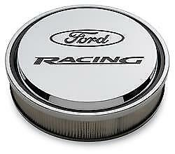 Ford Racing Licensed Slant edge Air Cleaners 302 384 Proform