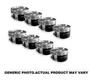 Manley Stock 3 543 Stroke Pistons 3 572 In 23cc For 91 Ford 4 6l 594420ce 8