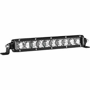 Rigid Industries Sr Pro Series Spot flood Combo Light Bar 10in