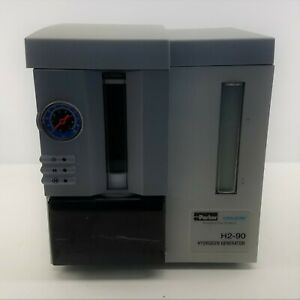 Parker Analytical Hydrogen Gas Generator H2 90na Powers On For Parts Or Repair