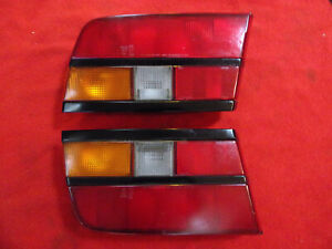 84 85 86 Datsun 300zx Tail Lights Lenses Taillights Oem Used Parts 1984 1985