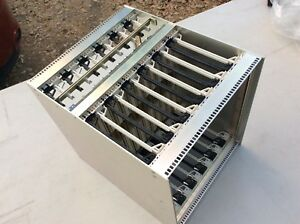 Schroff Backplane And Chassis Model Number Sys006399 Pentair New Old Stock