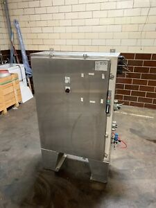 Hoffman Stainless Steel A42hs3112sslp Nema Type 4x Electrical Enclosure Cabinet
