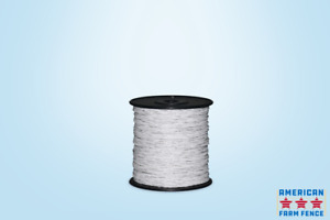 Electric Fence Poly Wire 6 Wire 660