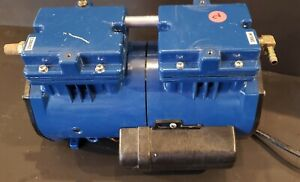 No 2 Thomas Model 206 Vavuum Pump For Porcelain Furnace Bz