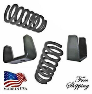 1983 1997 Ford Ranger Mazda B 2wd 3 5 Drop Coils Springs Axle Flip Lowering Xzx