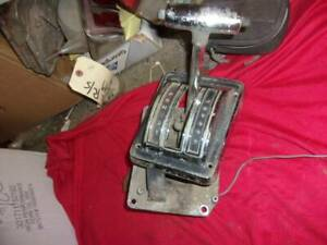 67 Mustang Floor Shifter For Automatic Transmission May Be 69 Or 70