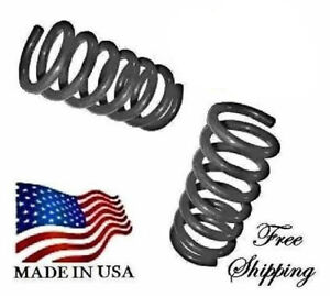 D 1999 2007 Chevy Gmc Silverado Sierra 1500 2 Lift F Coils Springs Lift Kit