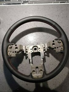 Evo X Oem Final Edition Steering Wheel
