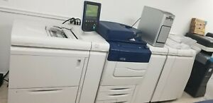 Xerox Color C70 Production Printer Copier Scanner 75ppm C60 Only 78k Total