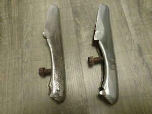 1940 Chevrolet Rear Bumper Guards Chevy
