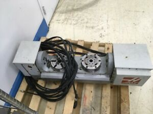 Haas Tr 160 2 4th 5th Axis Rotary Table