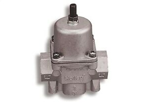 Holley Performance 12 704 Fuel Pressure Regulator Non Return Style