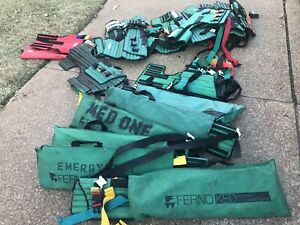 22 Ferno Ked Kendrick Extrication Devices Model 125 Rescue Emt Ems Used Vg Local