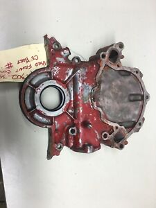 Ford 289 Engine Sbf Front Timing Cover Used