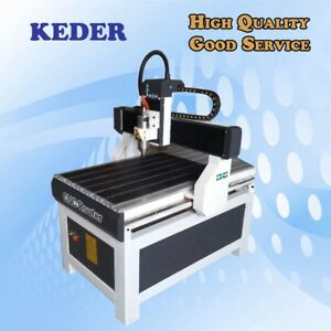 Cnc Router 1 5kw Spindle 24 36 6090 Wood Engraving Advertising Cutting Machine