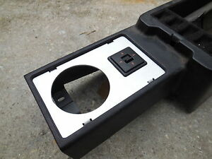 Lrb Speed 86 91 Fc Cup Holder Rx7 Center Console Switch Trim Panel Mirror Switch
