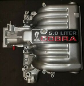 1993 Ford Mustang Cobra Gt40 Intake Manifold Ported Tubular Systemax 5 0 302 Svt