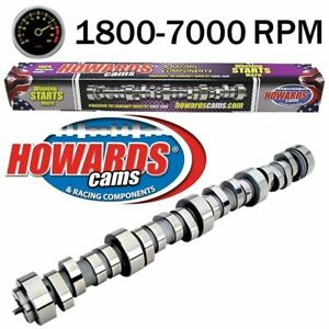Howards Boost Gm Chevy Ls Ls1 274 286 625 625 115 Hyd Roller Turbo Blower Cam