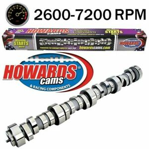 Howards Gm Chevy Ls Ls1 287 290 612 612 110 Cathedral Port Hyd Roller Cam