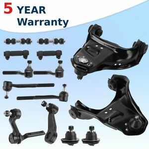 14pcs Front Control Arm Suspension Ball Kit Fits For Chevy Blazer S10 Sonoma Wf