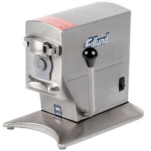 Edlund 270 230v Electric Can Opener