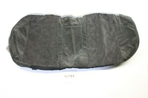 New Oem Rear 2nd Back Seat Cover Cloth Black Altima 99 00 01 Lower 0z903