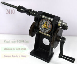 Nz 5 Manual Hand Coil Winder Winding Counting Coil Winder Machine Hand Winding