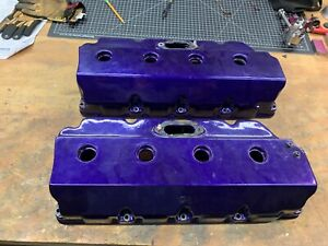 426 Hemi Magnesium Keith Black Valve Covers Tfx Bae Chrysler Engine Nhra Altered